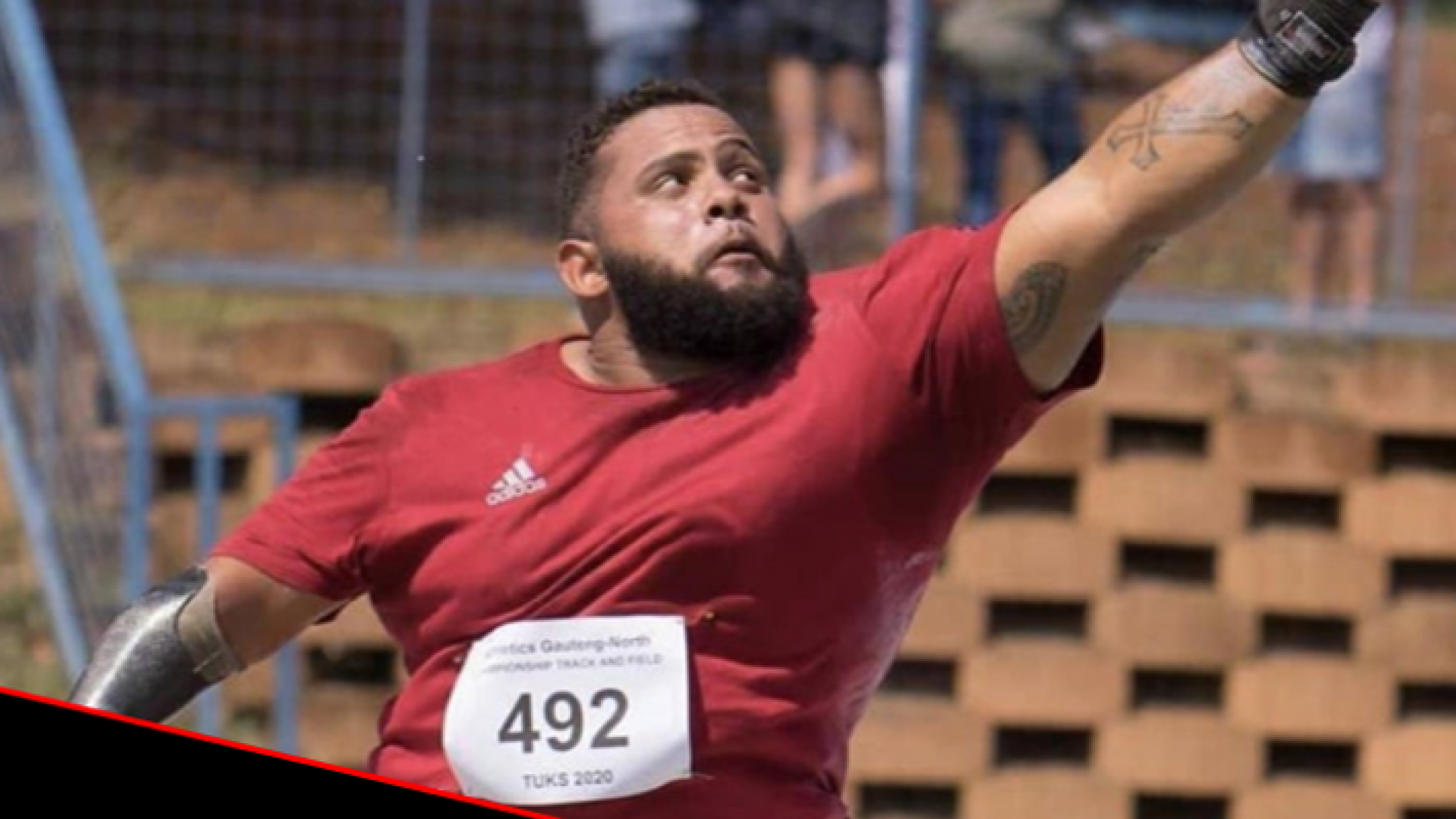 KERWIN NOEMDO - SHOT PUT ATHLETE